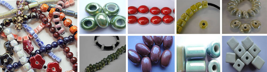 Buy Beads Ceramic Beads Pandora Style - 15*11,5mm  at wholesale prices