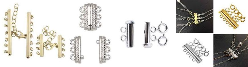 Buy Clasps Multi-Strand Clasps  at wholesale prices