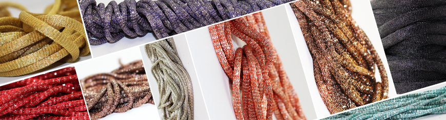 Buy Bead String material and Faux Cords Mesh Cords  Mesh Wire  at wholesale prices