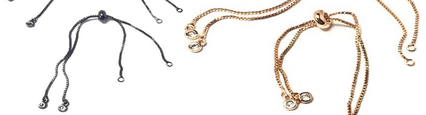 Buy Ready bracelet chains for charms  at wholesale prices