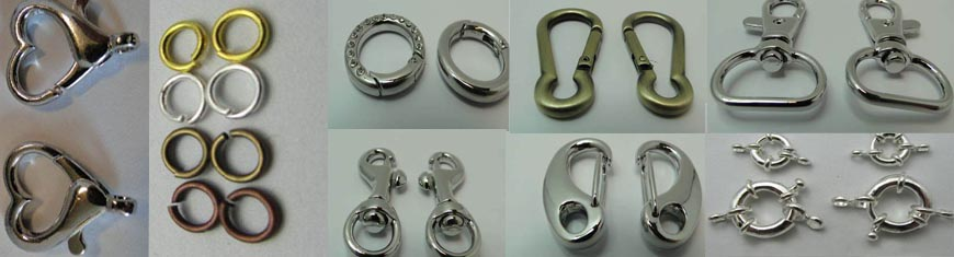 Buy Clasps Silver Plated Lobster Clasps & Findings  at wholesale prices