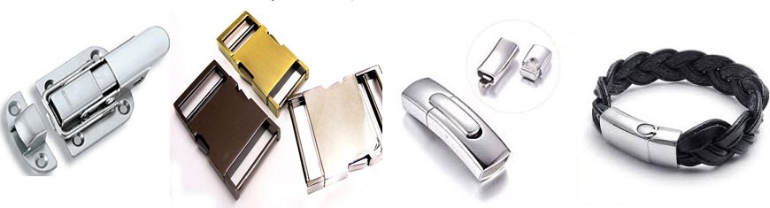 Buy Clasps Snap Lock Clasps Zamak Snap Locks   at wholesale prices