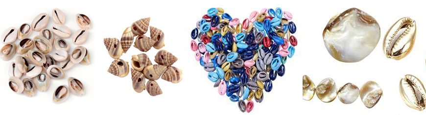 Buy Beads Shell Beads  at wholesale prices