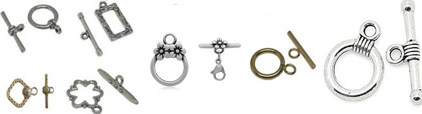 Buy Clasps Toggle Clasps  at wholesale prices