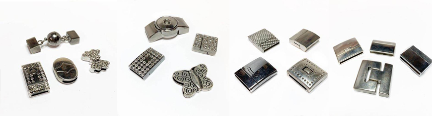 Buy Clasps Magnetic Clasps  Zamak Magnetic Clasps Zamak Flat Clasps   at wholesale prices