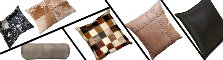 Buy Leather Accessories  Leather Cushions  at wholesale prices