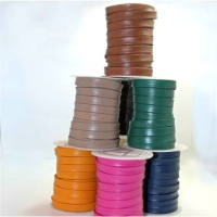 Buy Bead String material and Faux Cords Leather with Names 5mm  at wholesale prices