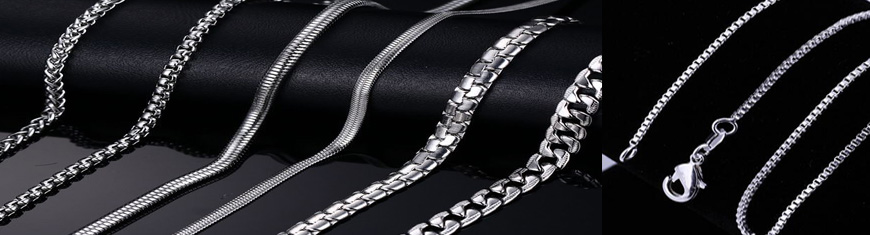 Buy Chains Sterling Silver Chains   at wholesale prices