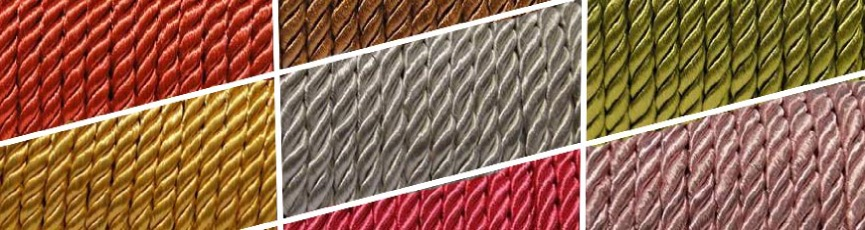 Buy Bead String material and Faux Cords Faux Cords - Samba Series  at wholesale prices
