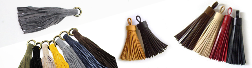 Tassels for Bags and KeyCords