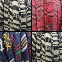 Bulgy  Fabric Cord - 10mm
