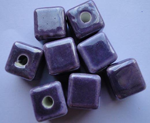 Ceramic Cube - 10mm