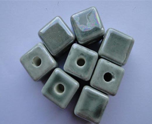 Ceramic Cube - 8mm