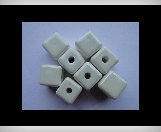 Cube en céramique - 10 mm