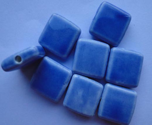 Ceramic Square Flat - 20mm*20mm