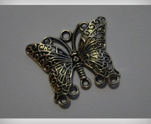 Colgantes - Mariposas