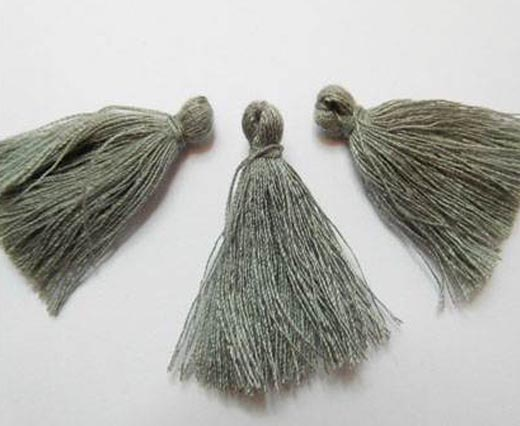Cotton Tussels in 3 cms size