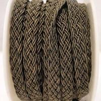 Flat Braided Cotton Cords