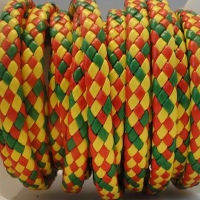 Flat Thick Eco Braided Cords - 10mm