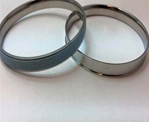 Metal Bracelet Components in Stainless Steel