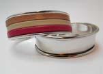 Base en cuivre pour la fabrication de bracelets en cuir