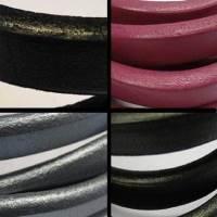Regaliz Leather Plain Style