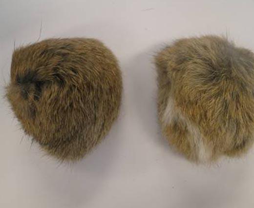 Rabbit Fur  -  7cms