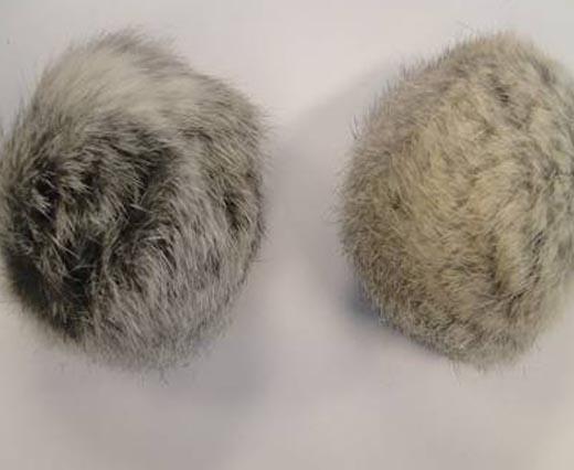 Rabbit Fur - 9cms