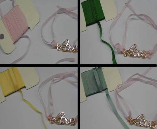 Silk Ribbons - 4mm