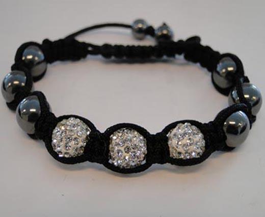 Shamballa - Finished Bracelets