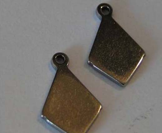 Stainless Steel Badges with Logo