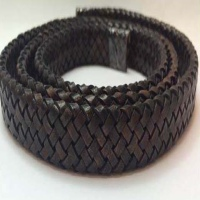 Oval Braided Cords - 10mm