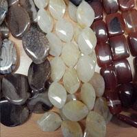 Semi Precious Stones & 925 Sterling Silver