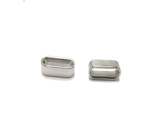Stainless steel part for leather SSP 216 16*4mm