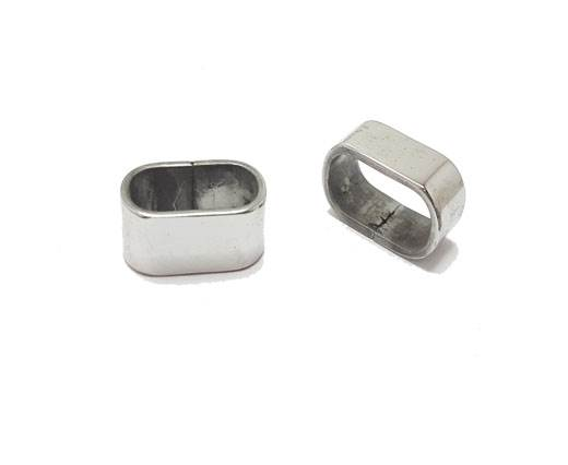 Stainless steel part for leather SSP 788 12*6mm
