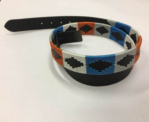 Leather Polo Belt - Style15