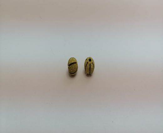 Gold Shinny beads - 16000