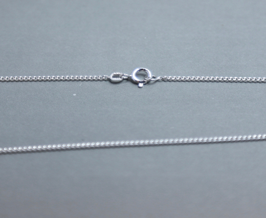 Sterling Silver Chains SE-BNL-50-45