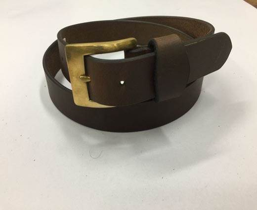 Leather Polo Belt - Style21