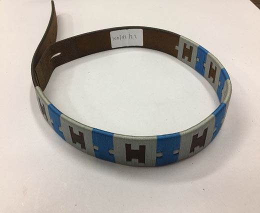 Leather Polo Belt - Style22