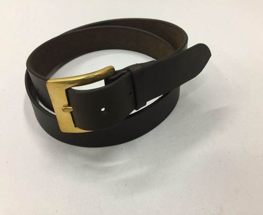 Leather Polo Belt - Style23