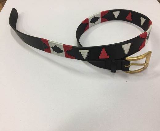 Leather Polo Belt - Style24