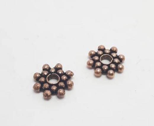 Antique Copper beads -