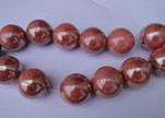 Ceramic Beads-25mm-Pink