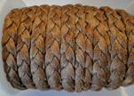 Fancy Braided Cords-Brown-10mm