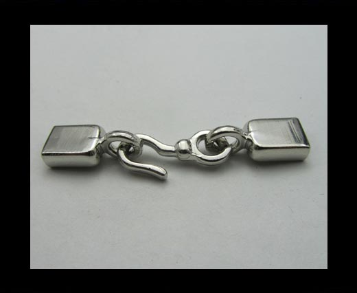 Buy Zamak magnetic clasp ZAML-25 at wholesale prices