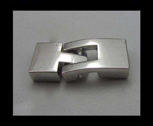 Buy Zamak magnetic clasp ZAML-24 at wholesale prices