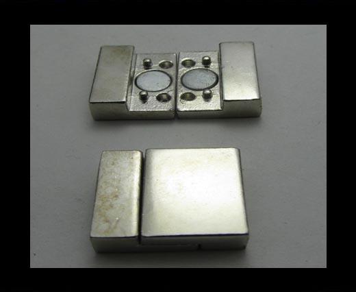 Zamak magnetic clasp ZAML-23
