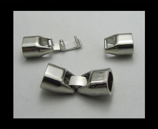 Zamak magnetic clasp ZAML-26( 8mm by 5mm)