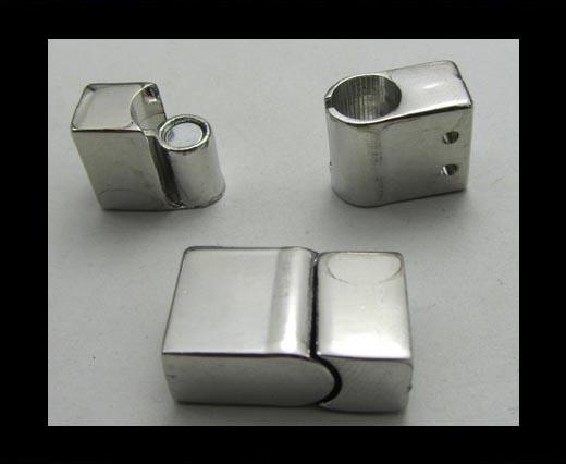 Zamak magnetic clasp ZAML-06